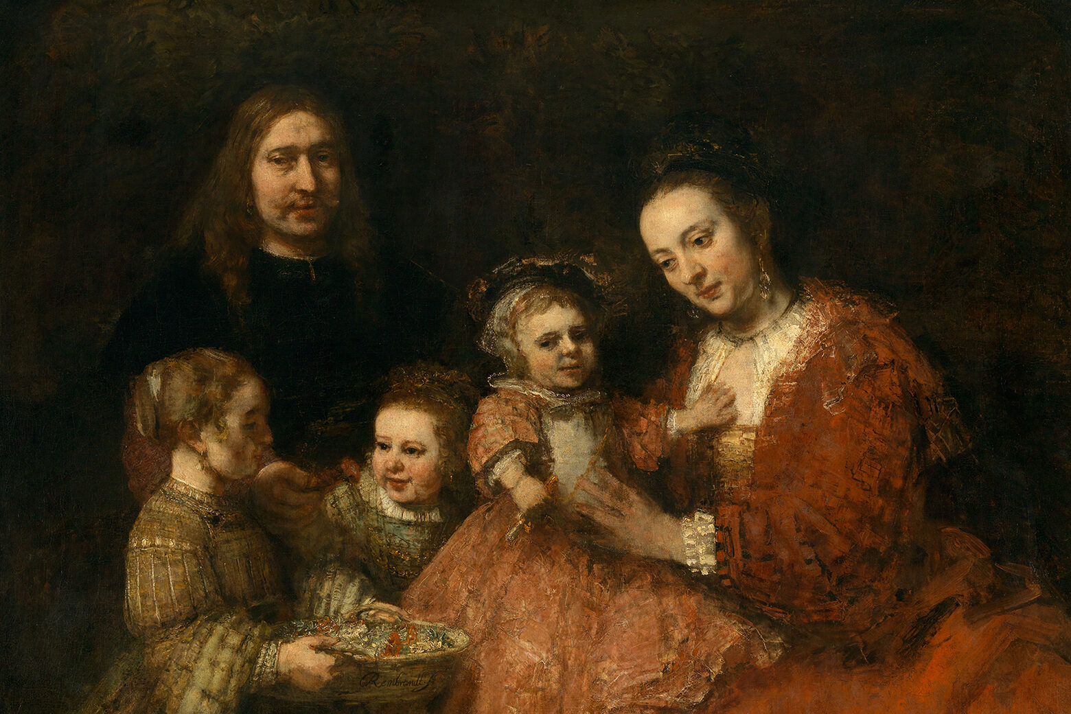 Slide Image Front Familieportret