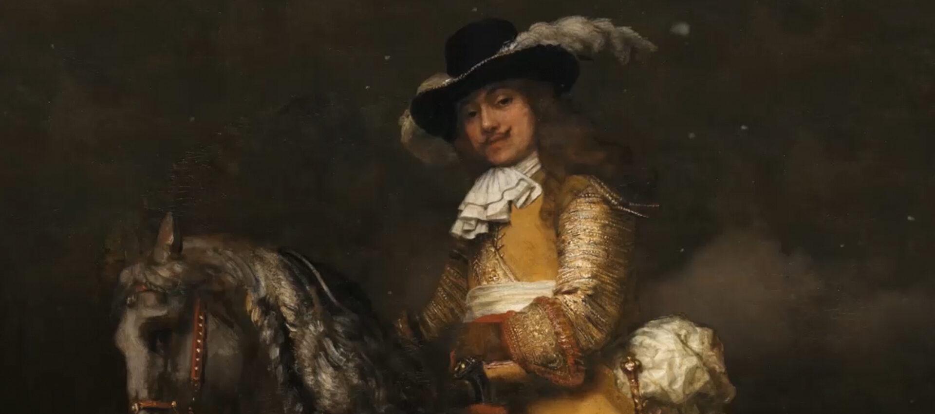 Highlight Rembrandtswerkenkomentotleven